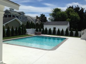 Concrete Residential Pool #022 by PM Pool And Spas