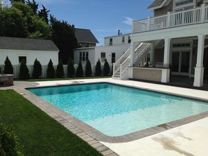 Concrete Residential Pool #023 by PM Pool And Spas