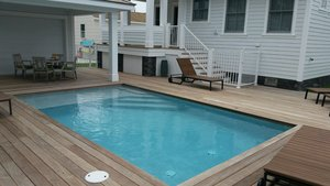 Concrete Residential Pool #058 by PM Pool And Spas