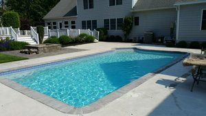 Concrete Residential Pool #069 by PM Pool And Spas